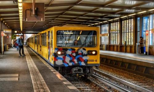 Zdjecie NIEMCY / - / Berlin / metro Berlin