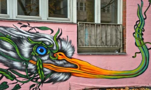 Zdjecie NIEMCY / - / Berlin / Berlin street art