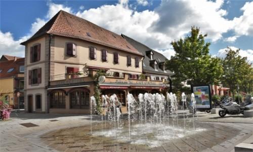 Zdjęcie FRANCJA / Dolny Ren / Niederbronn-les-Bains / Niederbronn-les-Bains