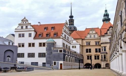 Zdjecie NIEMCY / Saksonia / Drezno / Stallhof