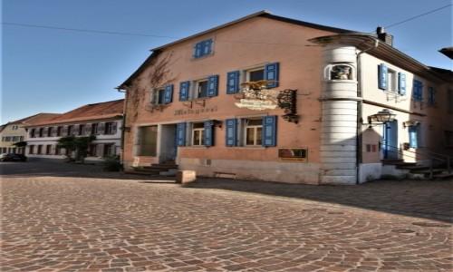 Zdjęcie NIEMCY / Rein Pfalz / Freinsheim / Freinsheim, kamienica