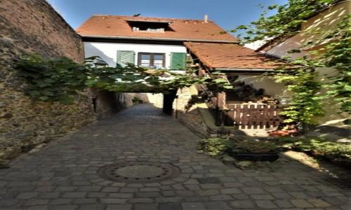 Zdjęcie NIEMCY / Rein Pfalz / Freinsheim / Freinsheim, zakamarki