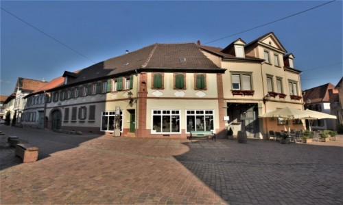 Zdjecie NIEMCY / Rein Pfalz / Freinsheim / Freinsheim, centrum