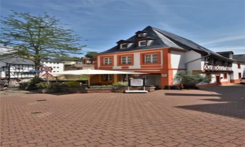Zdjęcie NIEMCY / Nadrenia Pallatynat / Saarburg / Saarburg, miasto