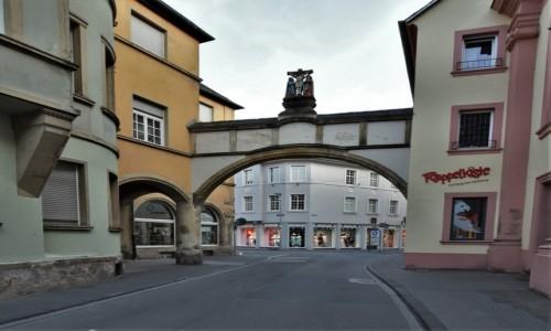 Zdjęcie NIEMCY / Nadrenia-Palatynat / Trewir / Trewir, zakamarki