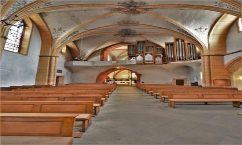 Zdjecie NIEMCY / Nadrenia-Palatynat / Trewir / Trewir, St. Gangolf Kirche