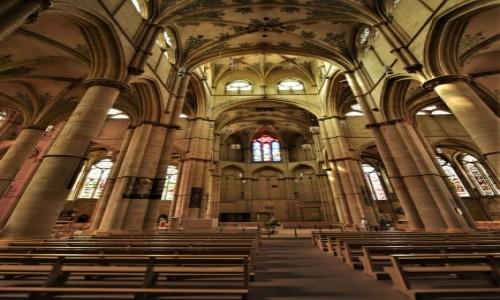 Zdjęcie NIEMCY / Nadrenia-Palatynat / Trewir / Trewir, Kościół Najświętszej Marii Panny