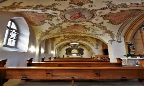 Zdjecie NIEMCY / Nadrenia Pallatynat / Trewir / Trewir, kościół St. Gangolf