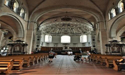 Zdjęcie NIEMCY / Nadrenia Pallatynat / Trewir / Trewir, Katedra