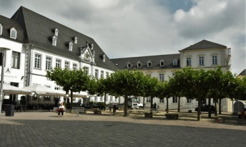 Zdjecie NIEMCY / Nadrenia Pallatynat / Trewir / Trewir, Katedra, okolice