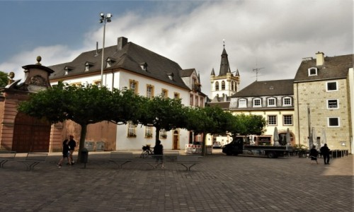 NIEMCY / Nadrenia Pallatynat / Trewir / Trewir, Katedra, okolice