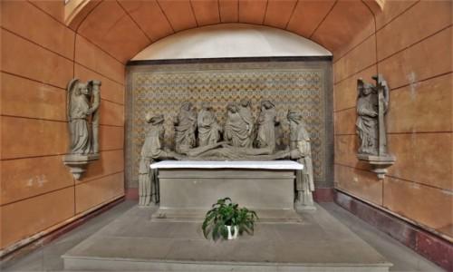 Zdjecie NIEMCY / Nadrenia Pallatynat / Trewir / Trewir, St. Gangolf Kirche