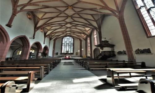 Zdjecie NIEMCY / Nadrenia Pallatynat / Trewir / Trewir, Sankt Antonius