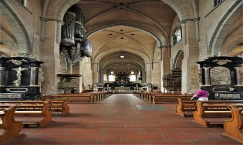 Zdjecie NIEMCY / Nadrenia Pallatynat / Trewir / Trewir, Katedra