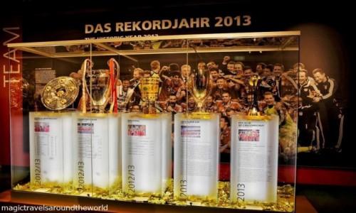 Zdjecie NIEMCY / Bawaria / Monachium / Allianz Arena w Monachium