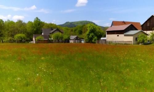 Zdjecie NIEMCY / Góry Żytawskie / Lückendorf / Lückendorf - panorama