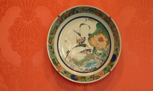 Zdjecie NIEMCY / Saksonia / Drezno / Zwinger - kolekcja porcelany chińskiej