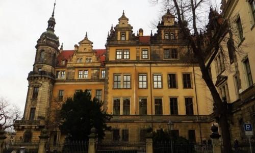 Zdjecie NIEMCY / Saksonia / Drezno / Zamek