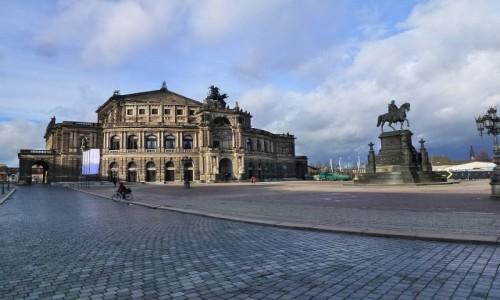Zdjecie NIEMCY / Saksonia / Drezno / stare miasto