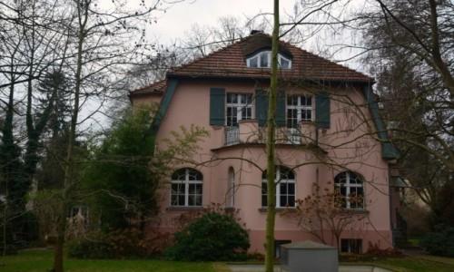 Zdjecie NIEMCY / Brandenburgia / Poczdam / Willowo
