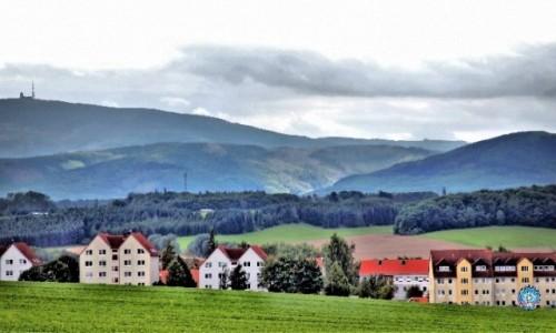 Zdjecie NIEMCY / Gory Harz / Osterwieck / Panorama