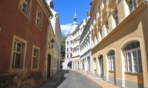 Zdjęcie NIEMCY / Saksonia / Görlitz / Uliczki w Görlitz