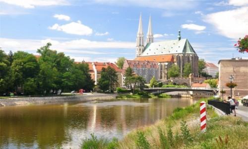 Zdjęcie NIEMCY / Saksonia / Görlitz / Panorama Görlitz