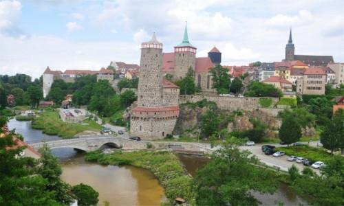 Zdjecie NIEMCY / Saksonia / Bautzen / Wieże Budziszyna (Bautzen)
