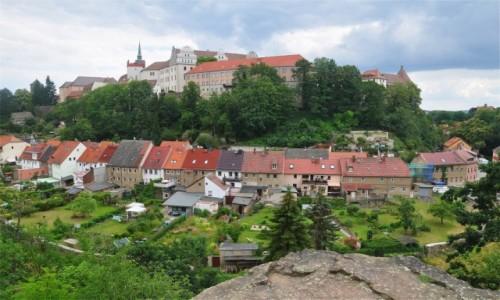 Zdjecie NIEMCY / Saksonia / Bautzen / Widok na Bautzen (Budziszyn)