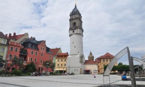 Zdjecie NIEMCY / Saksonia / Bautzen / Reichenturm