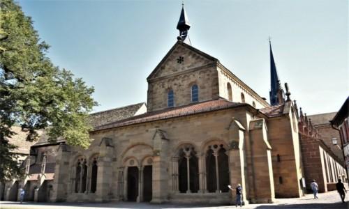 Zdjecie NIEMCY / Nadrenia Pallatynat / Maulbronn / Maulbronn, kościół klasztorny