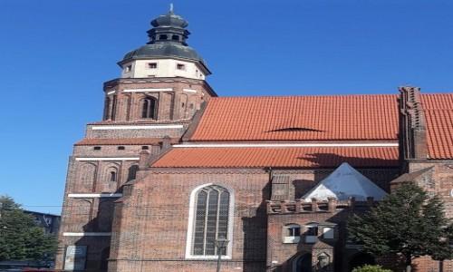Zdjecie NIEMCY / Brandenburgia / Cottbus / Zabytek użytkowy