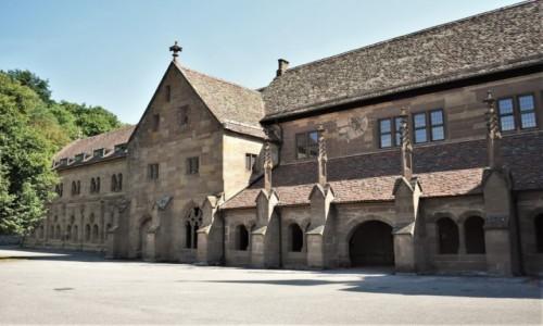 NIEMCY / Badenia Witenbergia / Maulbronn / Maulbronn, klasztor