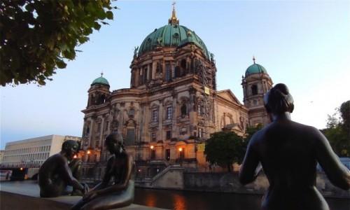 NIEMCY / Berlin / Berlin / Katedra Berlińska