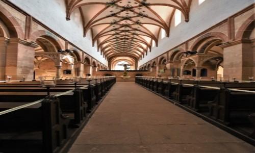 Zdjecie NIEMCY / Badenia Witenbergia / Maulbronn / Maulbronn, kościół klasztorny