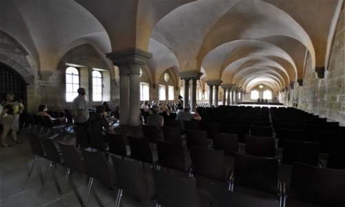 Zdjęcie NIEMCY / Badenia Witenbergia / Maulbronn / Maulbronn, klasztor, zakamarki