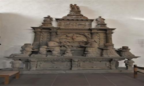 Zdjecie NIEMCY / Frankonia / Wurzburg / Wurzburg, kościół franciszkanów