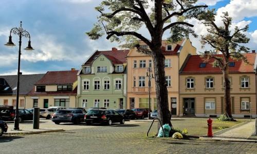 NIEMCY / Brandenburgia / Eisenhüttenstadt / Dzielnica Fürstenberg