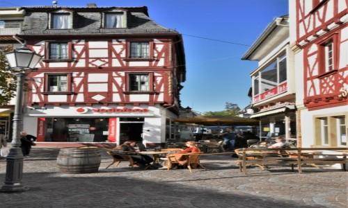 Zdjęcie NIEMCY / Nadrenia Pallatynat / Alzey / Alzey, zakamarki