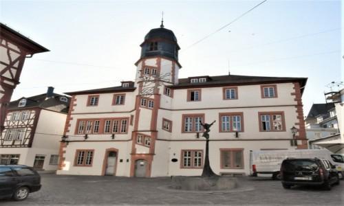 Zdjęcie NIEMCY / Nadrenia Pallatynat / Alzey / Alzey, ratusz