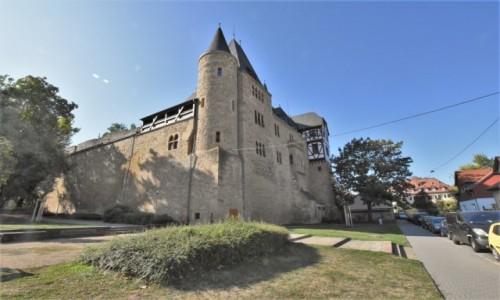 Zdjęcie NIEMCY / Nadrenia Pallatynat / Alzey / Alzey, zamek