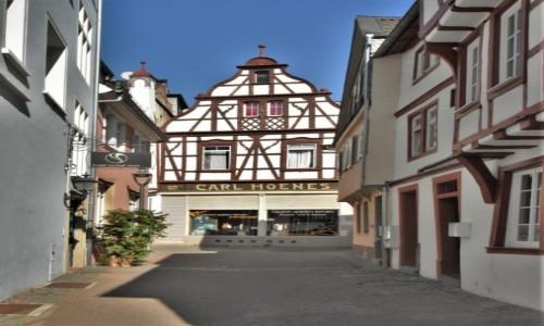 Zdjęcie NIEMCY / Nadrenia Pallatynat / Bad Kreuznach / Bad Kreuznach