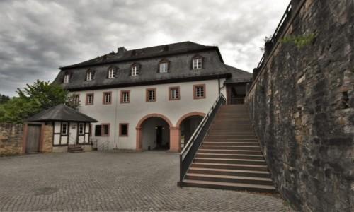 Zdjęcie NIEMCY / Nadrenia Pallatynat / Eberbach / Opactwo Eberbach