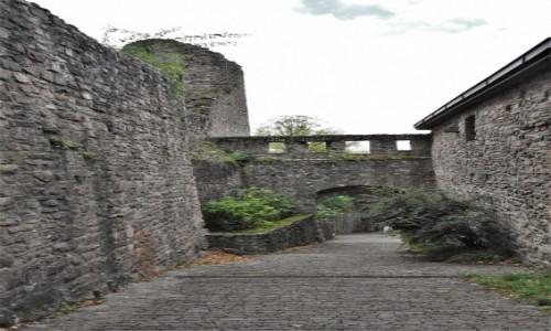 Zdjecie NIEMCY / Badenia Witenbergia / Baden Baden / Zamek Hohenbaden