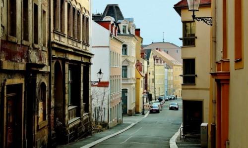 Zdjecie NIEMCY / Saksonia / Żytawa / Uliczka w Żytawie