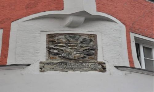 Zdjecie NIEMCY / Bawaria / Regensburg / Regensburg, zakamarki