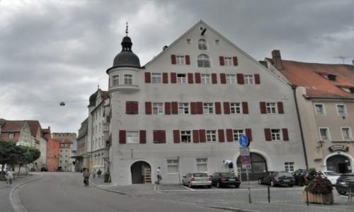 NIEMCY / Bawaria / Regensburg / Regensburg, zakamarki