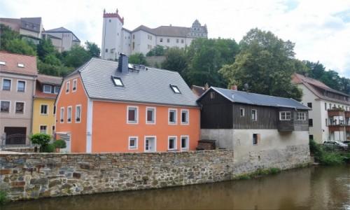 Zdjecie NIEMCY / Saksonia / Bautzen / Nad rzeką Hauptspree, Budziszyn