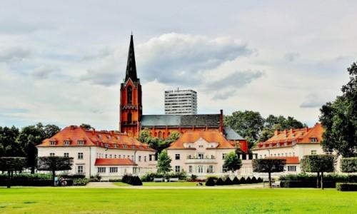 NIEMCY / Brandenburgia / Frankfurt nad Odrą / Anger
