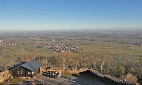 Zdjecie NIEMCY / Nadrenia Pallatynat / Rietburg / Edenkoben,Rietburg